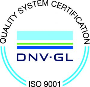 ISO 9001 Quality System Certification