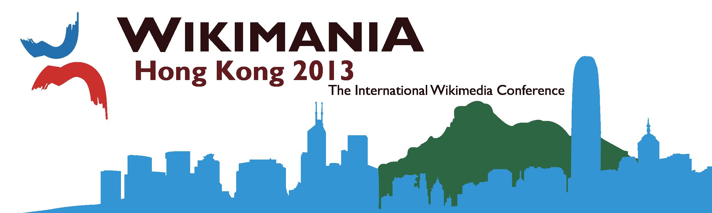 wikimania 2013