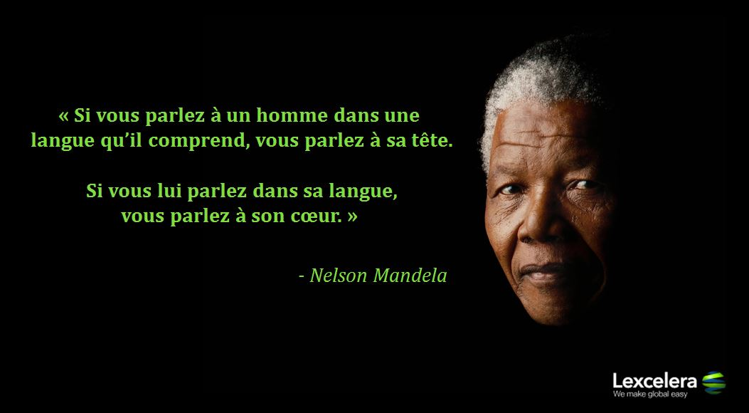 Mandela-FR Language Quote